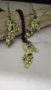 Shoe Necklace sets
