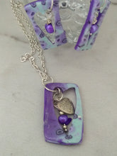 Load image into Gallery viewer, Empty Spaces of Hearts Necklace set