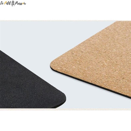 Tapis de yoga 3,5 mm - NATUREL