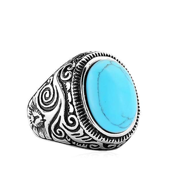 'Navajo Stone' Ring - Rebel Stones