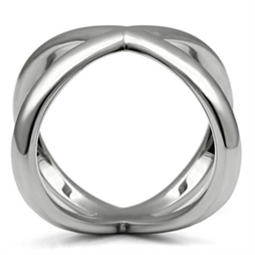New! Split Stainless Steel Ring