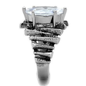 New! Fire and Ice High polished (no plating) Stainless Steel