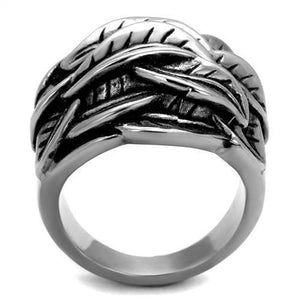 New! Green Man Stainless Steel Ring