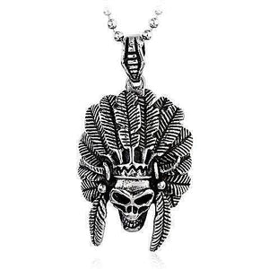 'Chief Skull' Necklace