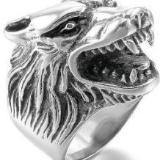 'SteppenWolf' Ring - Rebel Stones