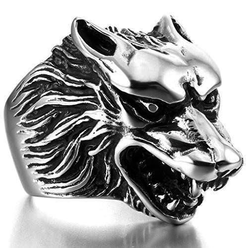 'SteppenWolf' Ring