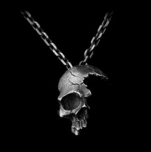'The Shattered Remains' Necklace