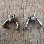 Adjustable Bat Rings Jewelry Ring For Women Men