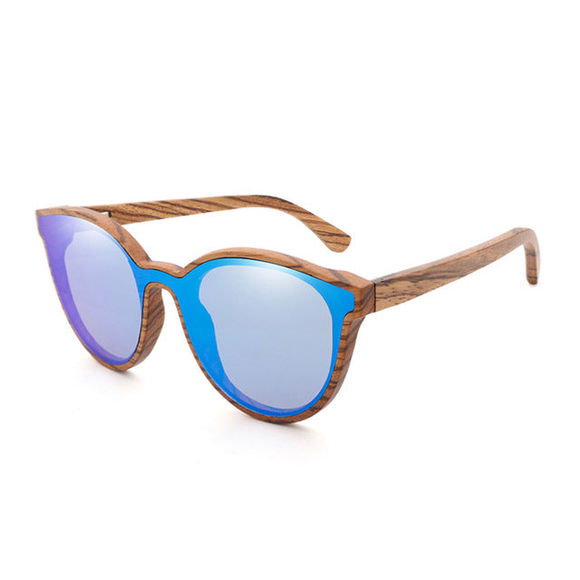 2019 New Product Wood Sunglasses