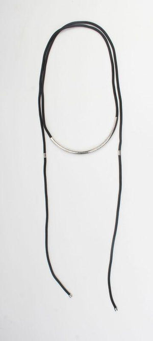 Ketting rubber - Fashion4