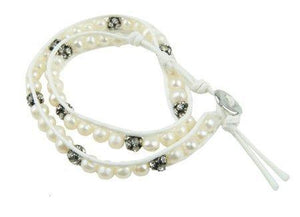 Sliding Strand Armband - Fashion4