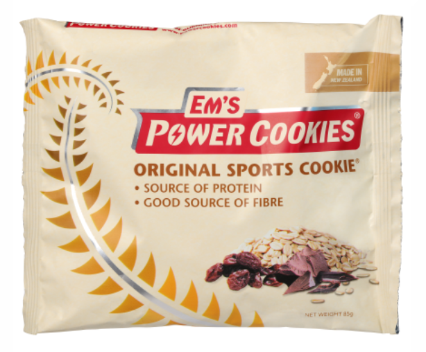 EM'S THE ORIGINAL SPORTS COOKIE® – 8 BOX
