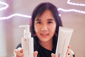 REVIEW : TWO STEP CLEANSING BY ALLYOUNG INDONESIA by Jessica Sisy
