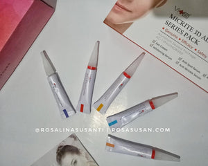 REVIEW SWISSVITA SERIES ALLYOUNG SKINCARE: MICRITE 3D ALL USE SERIES PACK