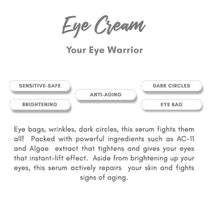 [Dropship] Eye Cream VitaBtech