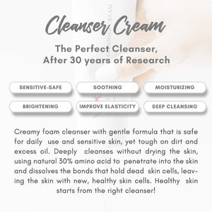 [VR Store] Cleanser Cream