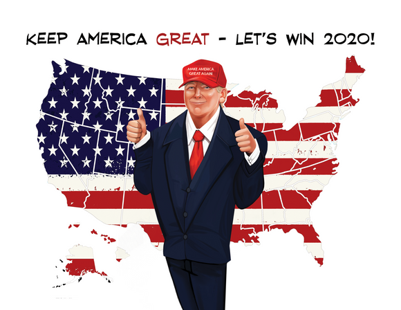 Keep America Great Collection