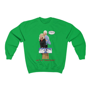 Creepy Unisex Crewneck Sweatshirt