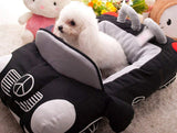 Luxury Car Shaped Pet Bed for Small/Medium Pets