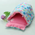 Soft Pet Bed for Hedgehogs, Hamsters, Rats, Chinchillas and Ferrets