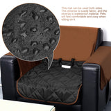 Waterproof Chair Cover for Pets - Suede Fabric