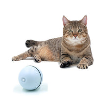 Laser Cat Toy 360-Degree Self Rotating Ball