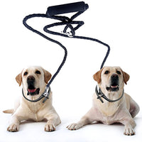 No Tangle Double Dog Lead/ Leash