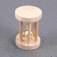 Wooden Hamster Toy Set (5 pieces)