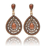 Vintage Bohemian Drop Earrings - Bealady