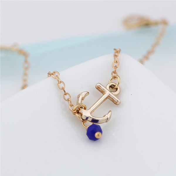 Anchor Anklet - Bealady