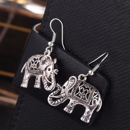 Vintage Bohemia Dangle Earrings