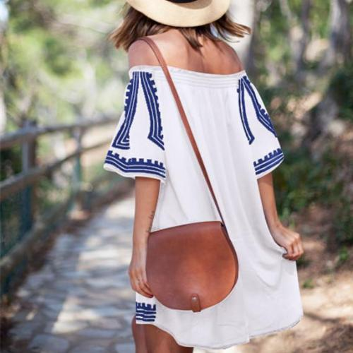 Boho Top Beach Cover Up - Bealady