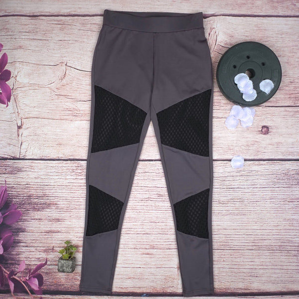 Double Up Sports / Yoga Leggings - Bealady