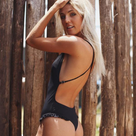 Baywatcher Thong One Piece