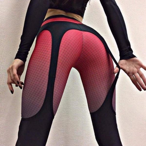 Esstential Training Legging - Bealady