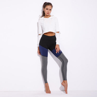 Fitness Mafia Yoga Top + Sports Pants Set