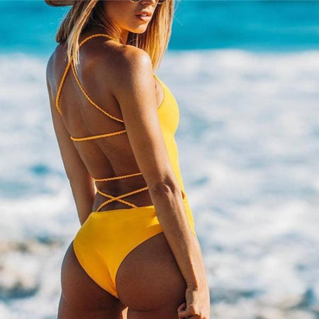 Mango Mash One Piece