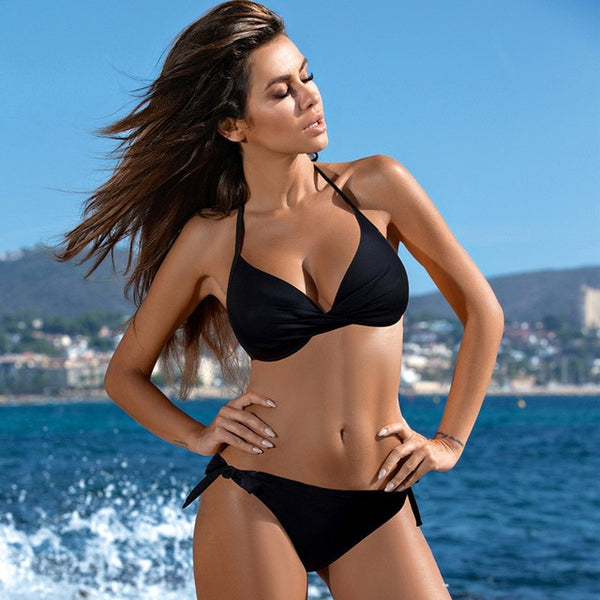 Maillot Push Up Bikini - Bealady