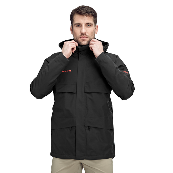 Heritage HS Hooded Jacket Men