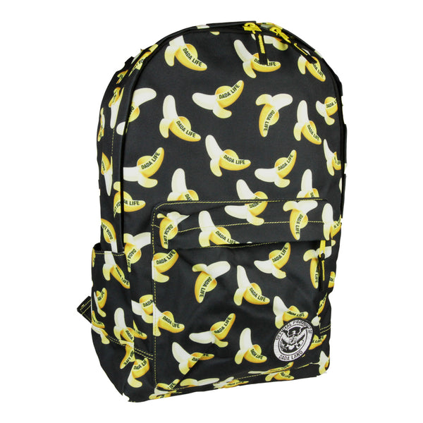 Banana Emoji Backpack