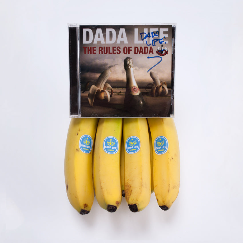 The Rules Of Dada CD - Signed