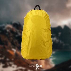 35L Yellow Waterproof Backpack Cover
