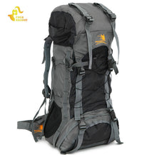 Waterproof Mountaineering Backpack Outdoor Sport Climbing Hiking Traveling Picnic Rucksack