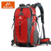 Waterproof Climb Mountaineering Camp Equip Hiking Backpack