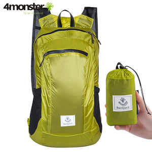 Waterproof Hiking Foldable Outdoor Daypack 16L