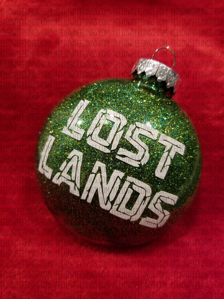 Lost Lands Christmas Ornaments