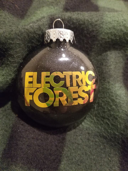 Electric Forest Ornament