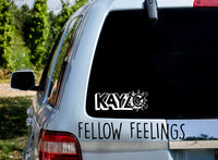 Kayzo Decal