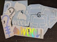?BTSMWooli Decal Deals