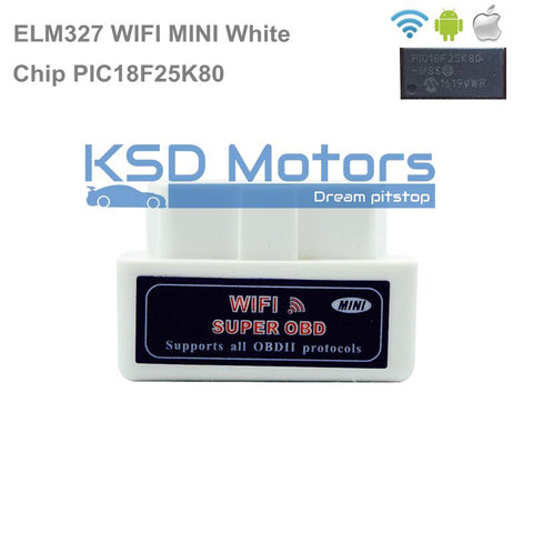 Wifi OBD2 Car diagnostic scan tool